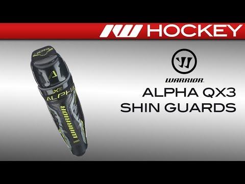Warrior Alpha QX3 Shin Guard Review