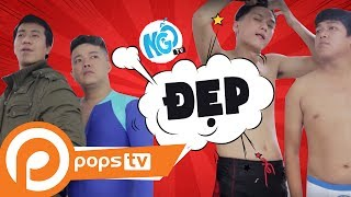 POPS TV | Tiểu Phẩm Hài:  Đẹp - NgốTV | Offcial