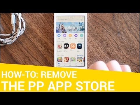 How-To: Remove the PP App Store From Your Jailbroken Device
