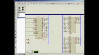 Simulator Z80 CPU For Proteus