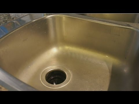 Leaking Kitchen Sink - How to fix, clean and seal easy guide