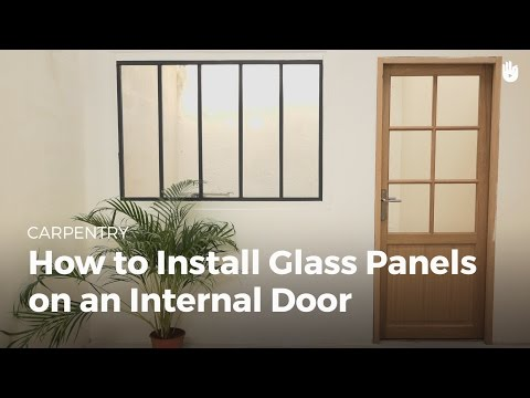 How to Install Interior French Doors | DIY Projects