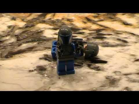 Andrew's Lego war Round 2