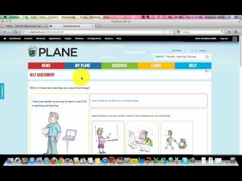 How to create a My Professional Learning Plan