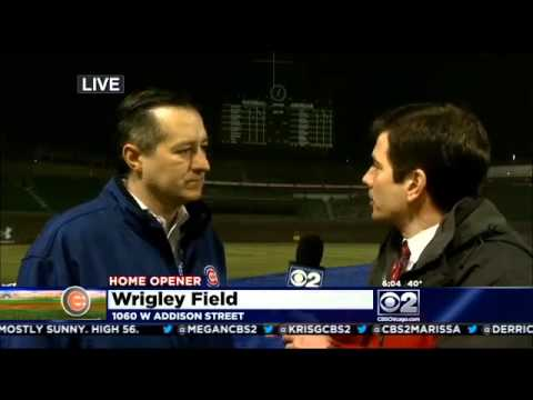 Cubs Owners Might Sell Minority Shares To Fund Wrigley Renovation