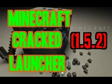 Minecraft Cracked Launcher (Version 1.5.2)