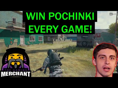 POCHINKI GUIDE | HOW TO WIN IN POCHINKI EVERY GAME! | ASSERT YOUR DOMINANCE