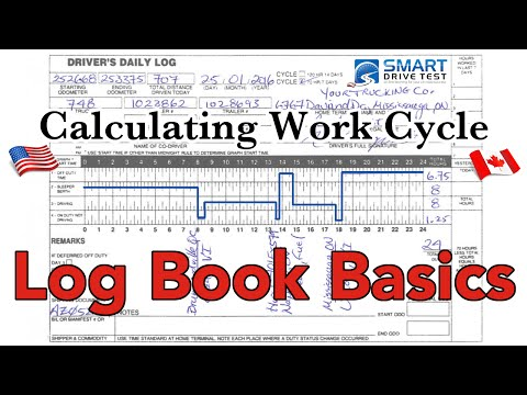 How to Calculate Your Logbook Work Cycle | Logbook Smart