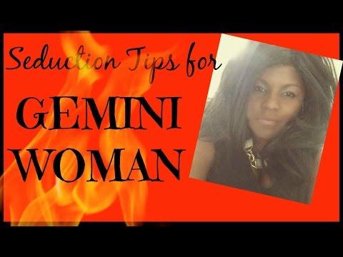 How to Seduce a Gemini Woman