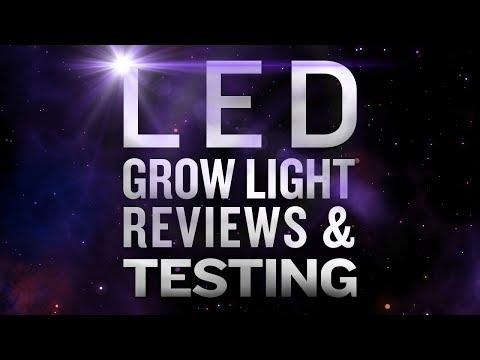 LED Grow Light Reviews | Best LED Grow Light 2017 | Kind LED Grow Light Review