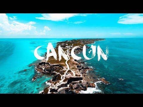 Cancun - Isla Mujeres - Isla Holbox - Tulum Sian Kaan - Mexiko Rundreise Roundtrip 2016 4K