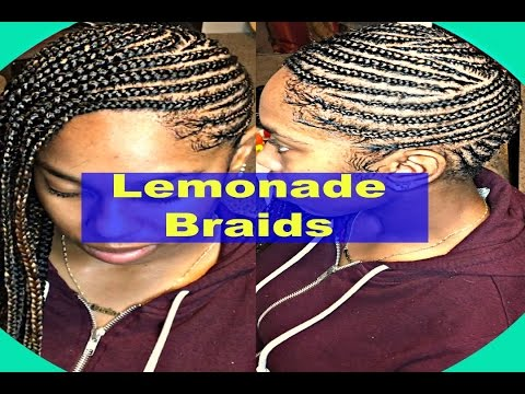 How to: Beyonce Lemonade Braids Tutorial