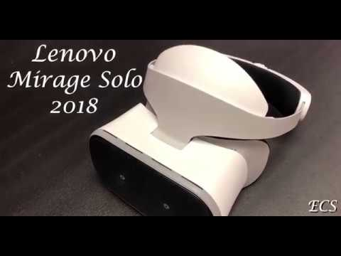 Lenovo Mirage Solo VR Headset Review 2018 | The Real Deal !! | No Phone Needed !!