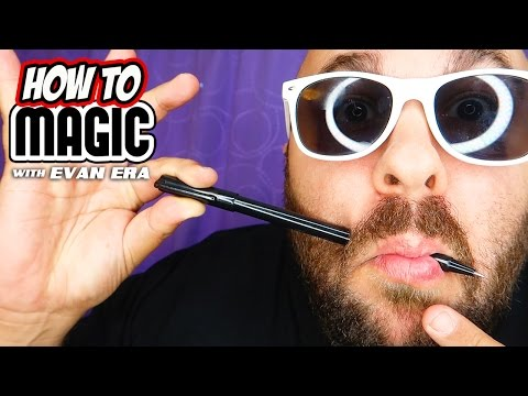 5 PEN MAGIC TRICKS!