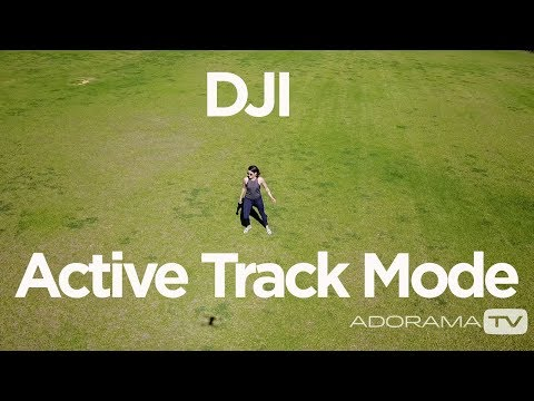 Follow Moving Subjects with DJI Active Track Mode: Exploring Photography with Mark Wallace