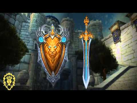 WoW Movie-Theaters will offer you the game and 4 Transmog Weapons