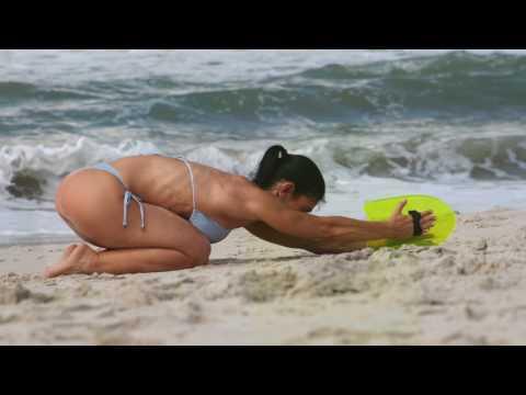 Momentos Naoa Surf Handplane Pro Neon