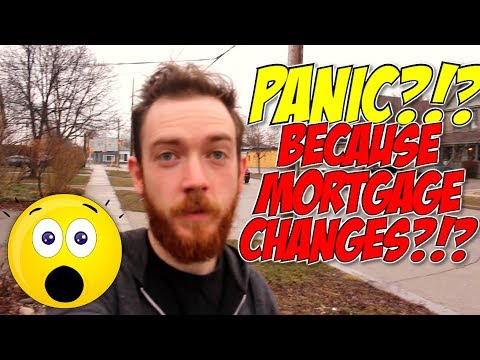 New Mortgage Rule Changes - 2010 to 2018 New Canadian Mortgage Rule Changes for Real Estate