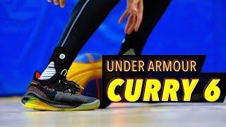 279cf4c2d75 Under Armour Curry 6     ОБЗОР И ТЕСТИРОВАНИЕ КРОССОВОК  WEWILL  ВзорвиИгру