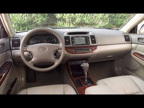 How To Repair Your Toyota Camry Instrument Cluster | 2002 2003 2004 2005 2006