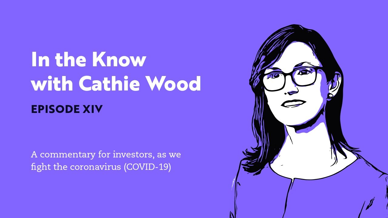 Volatility, Skepticism, Retail vs. Institutional Investors | ITK with Cathie Wood