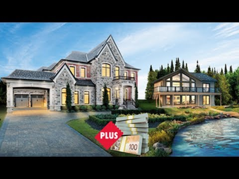 Sobering truth of winning lottery dream homes in Canada