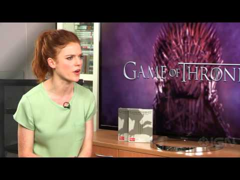 Game of Thrones - Rose Leslie Interview