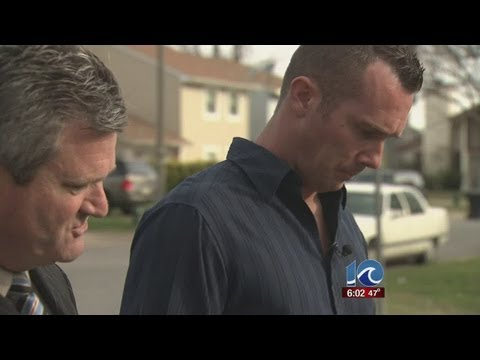 Former Blackwater contractor speaks exclusively with WAVY.com about turning himself in