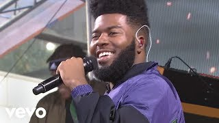 Khalid - Young Dumb & Broke (The TODAY Show)