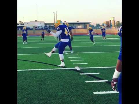Football chant Grant Union High School!!!!🔥💦