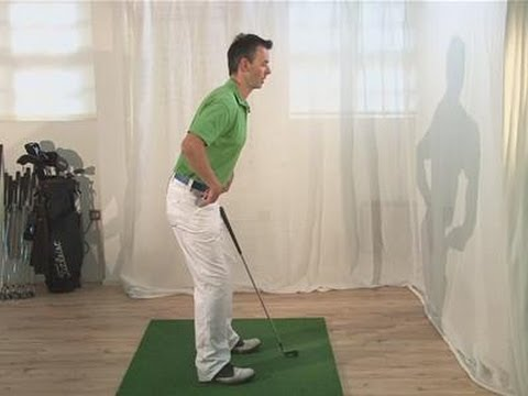 How To Have The Correct Posture For Playing Golf