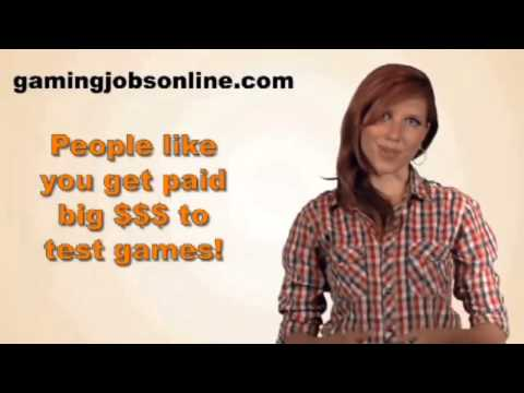 Video Game Tester Jobs Online UK, US & Online - Get Paid to Play Games