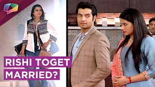 Rishi Will Get Married To Netra? | Kasam Tere Pyaar Ki | Colors TV