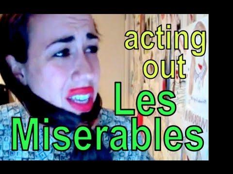 LES MISERABLES re-enactment!!!