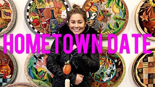 Going Home With Google: Hometown Date | Shawn Johnson