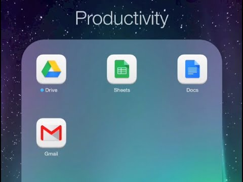 New iOS Apps: Google Docs and Google Sheets