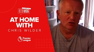 At Home with Chris Wilder | Interview on return to training and the Premier League's Project Restart