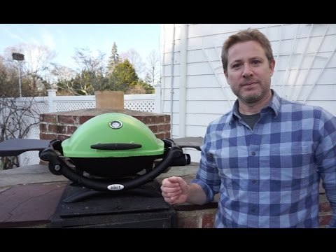 Weber Q1200 Review