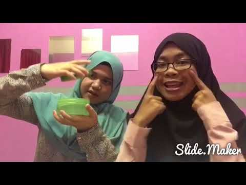 Persuasive Speech: The Face Shop Jeju Aloe by Ain Zakira & Noor Syahira