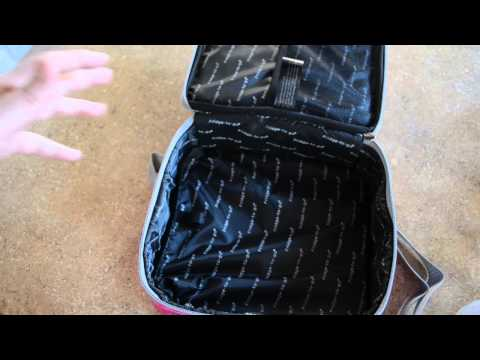 Fridge-to-go Lunch Box Cooler Kids Slim Ice Pack Black Insulated Cool Up to 8 Hrs BPA-Free
