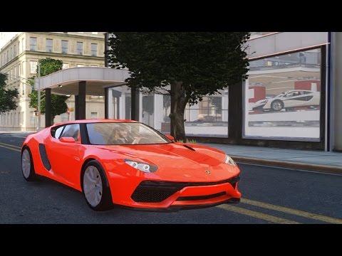 Lamborghini Asterion LP900 DTD - GTA IV | EnRo