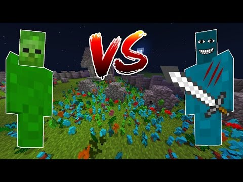 Minecraft ZOMBIE CLAY SOLDIERS! • MASSIVE BATTLE!