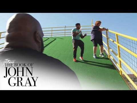 A Woman Battling Low Self Esteem Turns to John for Guidance | Book of John Gray | OWN