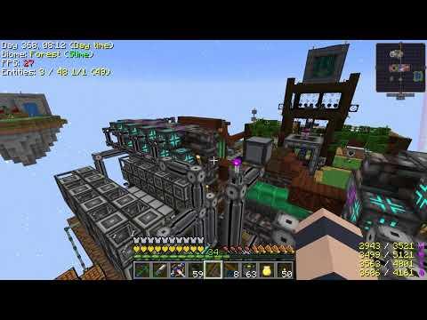 Minecraft - Project Ozone 2 #70: Bottle Neck