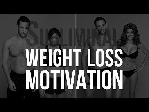 Subliminal Weight Loss Motivation - Stick with Your Diet