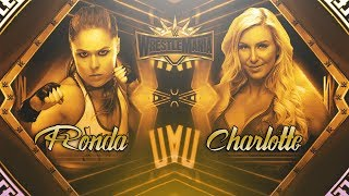 Ronda Rousey Vs Charlotte Flair: WrestleMania #WWE2K18 #WrestleMania