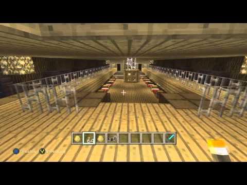 Minecraft Xbox: Pirate Ship