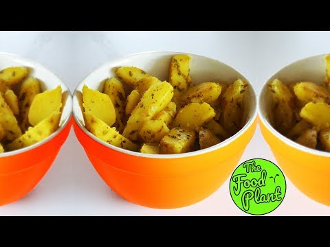 BOILED POTATO CHIPS | 100% Oil-Free Chips!