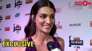 Kriti Sanon on her upcoming film Panipat & upcoming song in 'Kalank' | Exclusive
