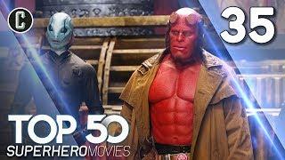 Top 50 Superhero Movies: Hellboy II: The Golden Army - #35
